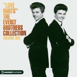 Everly Brothers - Love Hurts CD - CDWP 003