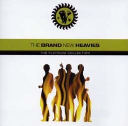 The Brand New Heavies - Platinum Collection CD - CDWP 022
