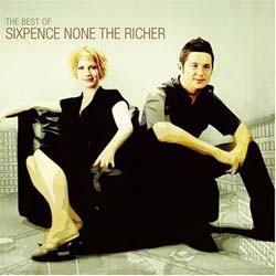 Sixpence None The Richer - Best Of CD - CDWRD 008