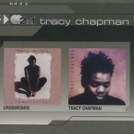 Tracy Chapman - Crossroads/Tracy Chapman (2 On 1) CD - CDWT 1218
