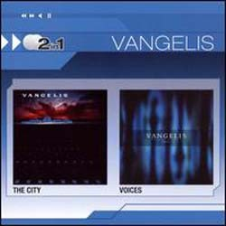 Vangelis - The City/Voices (2 On 1) CD - CDWT 1230