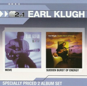 Earl Klugh - 2 in 1: Move / Sudden Burst Of Energy CD - CDWT 1237