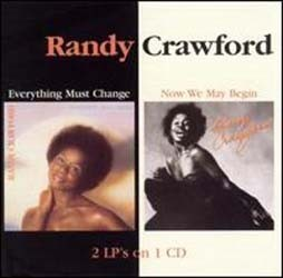 Randy Crawford - Raw Silk/Now We May Begin (2 On 1) CD - CDWT 1244
