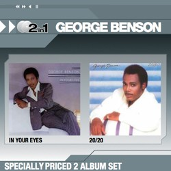 George Benson - In Your Eyes / 20/20 CD - CDWT 1253