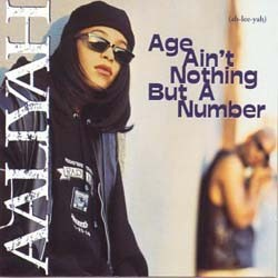Aaliyah - Age Ain't Nothing But A Number CD - CDZOM2019