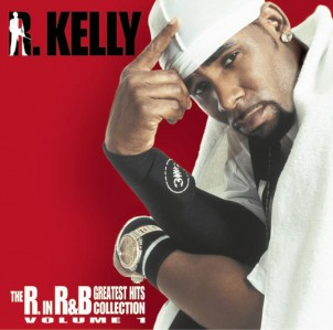R. Kelly - The R. In R&B Greatest Hits Collection, Vol. 1 CD - CDZOM2132