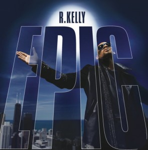 R. Kelly - Epic CD - CDZOM2165