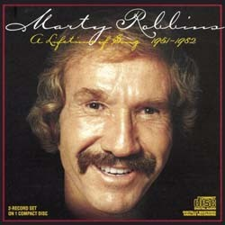 Marty Robbins - A Lifetime Of Song CD - CK38870