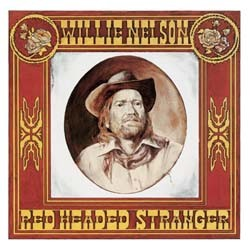 Willie Nelson - Red Headed Stranger (Expanded Edition) CD - CK63589