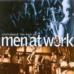 Men At Work - Best Of: Contraband CD - CK64791