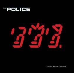 The Police - Ghost In The Machine (Japanese Paper Sleeeve) CD - 06007 5301375
