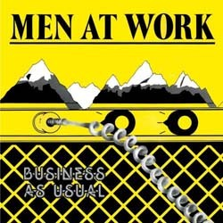 Men At Work - Business As Usual CD - CK86609