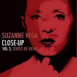Suzanne Vega - Close-Up Vol. 3, States Of Being CD - COOKCD 523