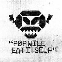 Pop Will Eat Itself - New Noise Designed By A Sadist CD - COOKCD 545