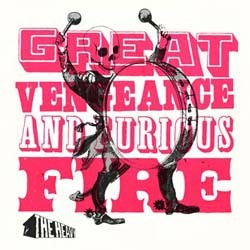 The Heavy - Great Vengeance And Furious Fire CD - COUNTCD007