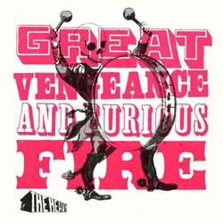 The Heavy - Great Vengeance And Furious Fire (Ltd/Rmx) CD - COUNTCD007X