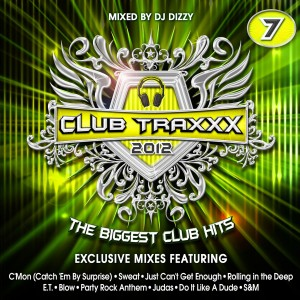 Club Traxxx Volume 7 CD - CSRCD 345
