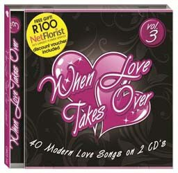 When Love Takes Over Vol.3 CD - CSRCD 356