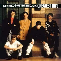 New Kids On The Block - Greatest Hits DVD - CVD50190
