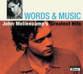 John Mellencamp - Words & Music: John Mellencamp's Greatest Hits CD+DVD - DARCD 3059
