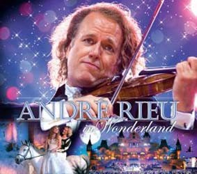 Andre Rieu - Andre Rieu In Wonderland CD - DARCD 3076