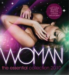 Woman 2010 CD - DARCD 3100