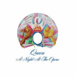 Queen - A Night At The Opera (Deluxe 2011 Remaster) CD - DARCD 3113