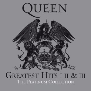 Queen - The Platinum Collection CD - DARCD 3117