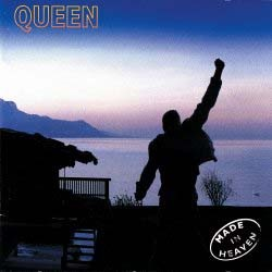 Queen - Made In Heaven (Deluxe 2011 Remaster) CD - DARCD 3125