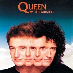 Queen - The Miracle (Deluxe 2011 Remaster) CD - DARCD 3127