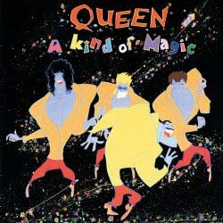 Queen - A Kind Of Magic (Deluxe 2011 Remaster) CD - DARCD 3129