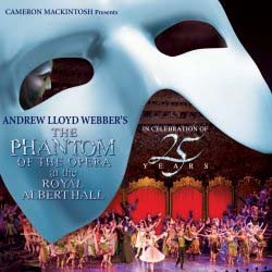 Original London Cast, Andrew Lloyd Webber - Phantom Of The Opera CD - DARCD 3134