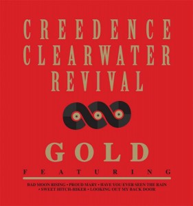 Creedence Clearwater Revival - Gold CD - DGCD 070