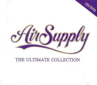 Air Supply - The Ultimate Collection CD+DVD - DGCD 072