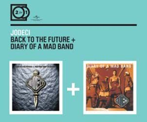 Jodeci - 2 For 1: Back To The Future/Diary Of A Mad Band CD - DGCD 118