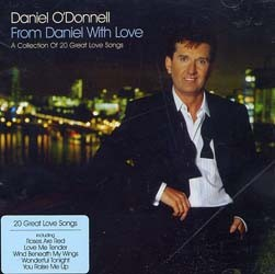 Daniel O'Donnell - From Daniel With Love CD - DGR1685