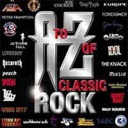 A To Z Of Classic Rock CD - DGR1835