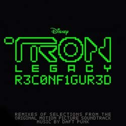 Soundtrack - Tron Legacy: Reconfigured CD - 50999 0274612