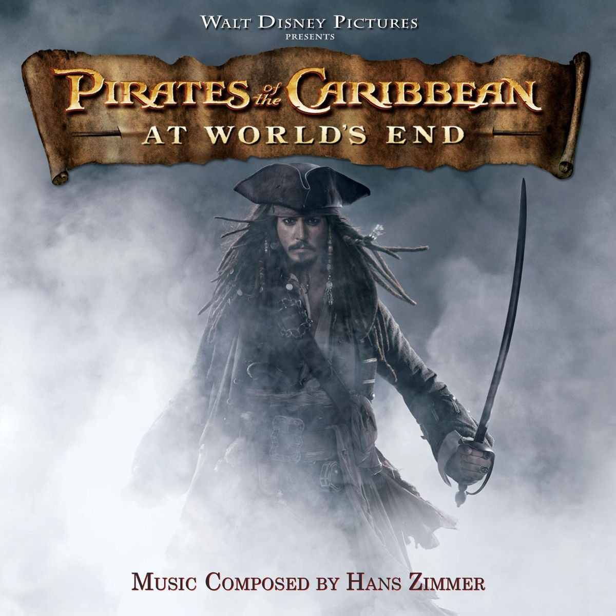 Hans Zimmer - Pirates of the Caribbean: At World's End CD - 00946 3957032