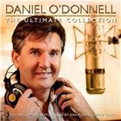 Daniel O'Donnell - The Ultimate Collection CD - DMGTV 045