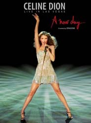 Céline Dion - Live In Las Vegas - A New Day... DVD - DVCOL7362