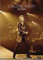 Céline Dion - Live In Paris DVD - DVCOL7363