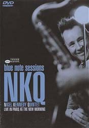 Nigel Kennedy - Live At The New Morning (Ntsc) DVD - DVD 3952749