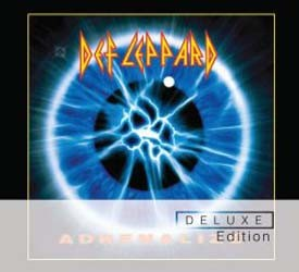 Def Leppard - Adrenalize (Deluxe Edition) CD - 06007 5319171