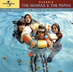 The Mamas & The Papas - Universal Masters Collection CD - 00088 1121752