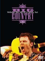Big Country - Live Without The Aid Of DVD - DVD 4913029
