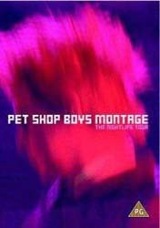 Pet Shop Boys - Night Life Tour DVD - DVD 4926169