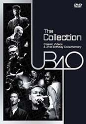 UB40 - The Collection DVD - 07243 4929129