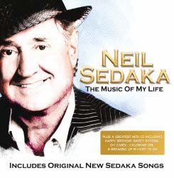 Neil Sedaka - The Music Of My Life CD - 06007 5320124