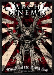 Arch Enemy - Tyrants Of The Rising Sun DVD - 50510 9978367